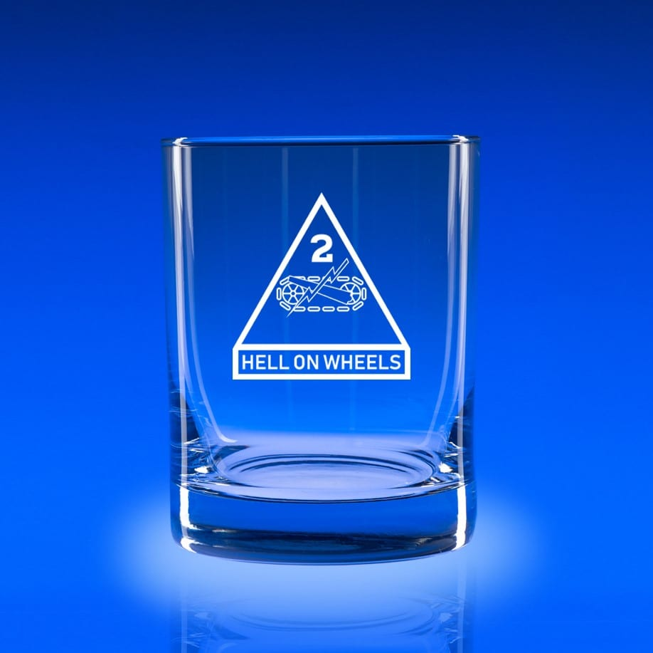 918-2nd armored division-Rocks Glass