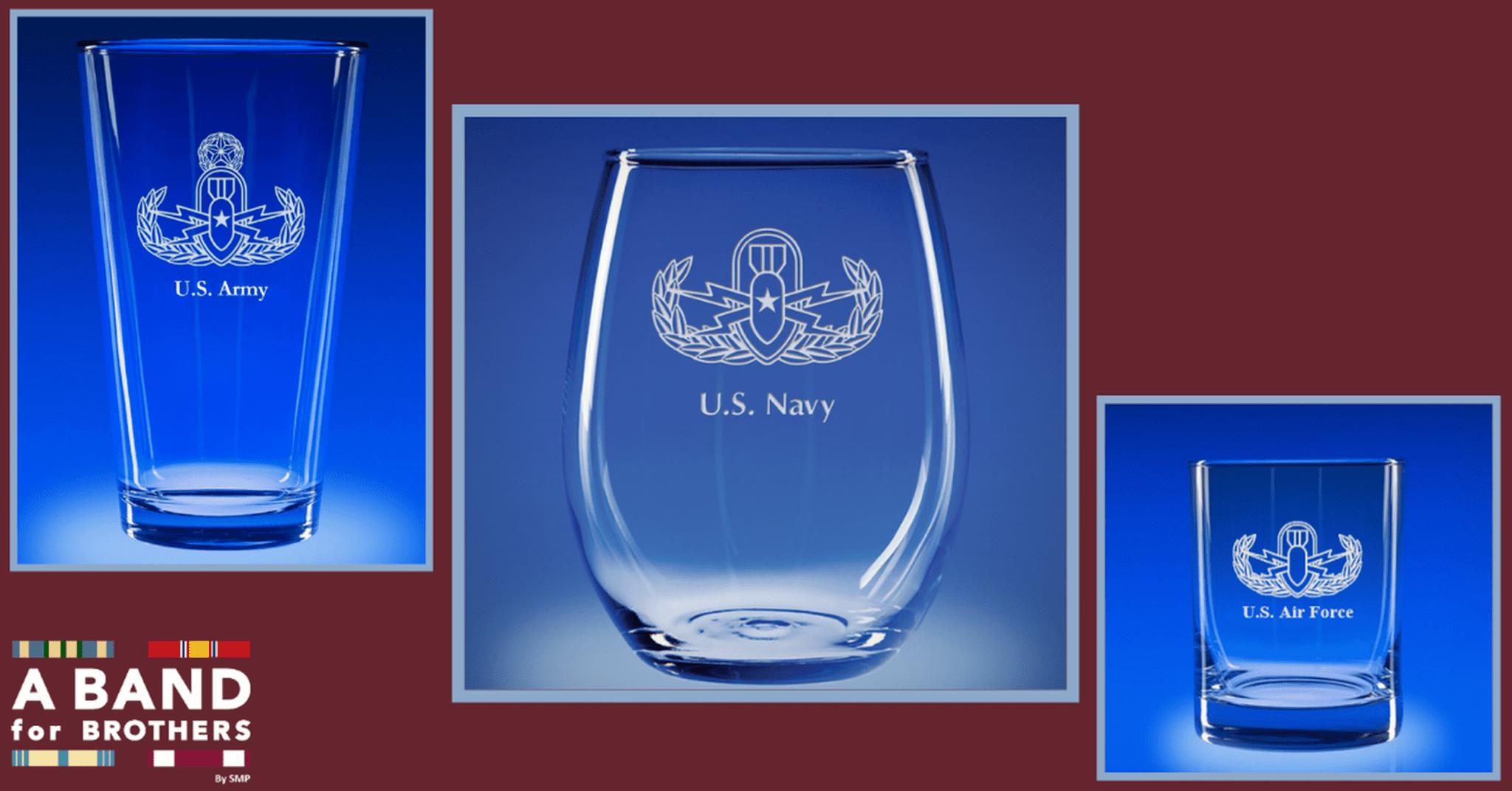 EOD Facebook ad glassware ed lg
