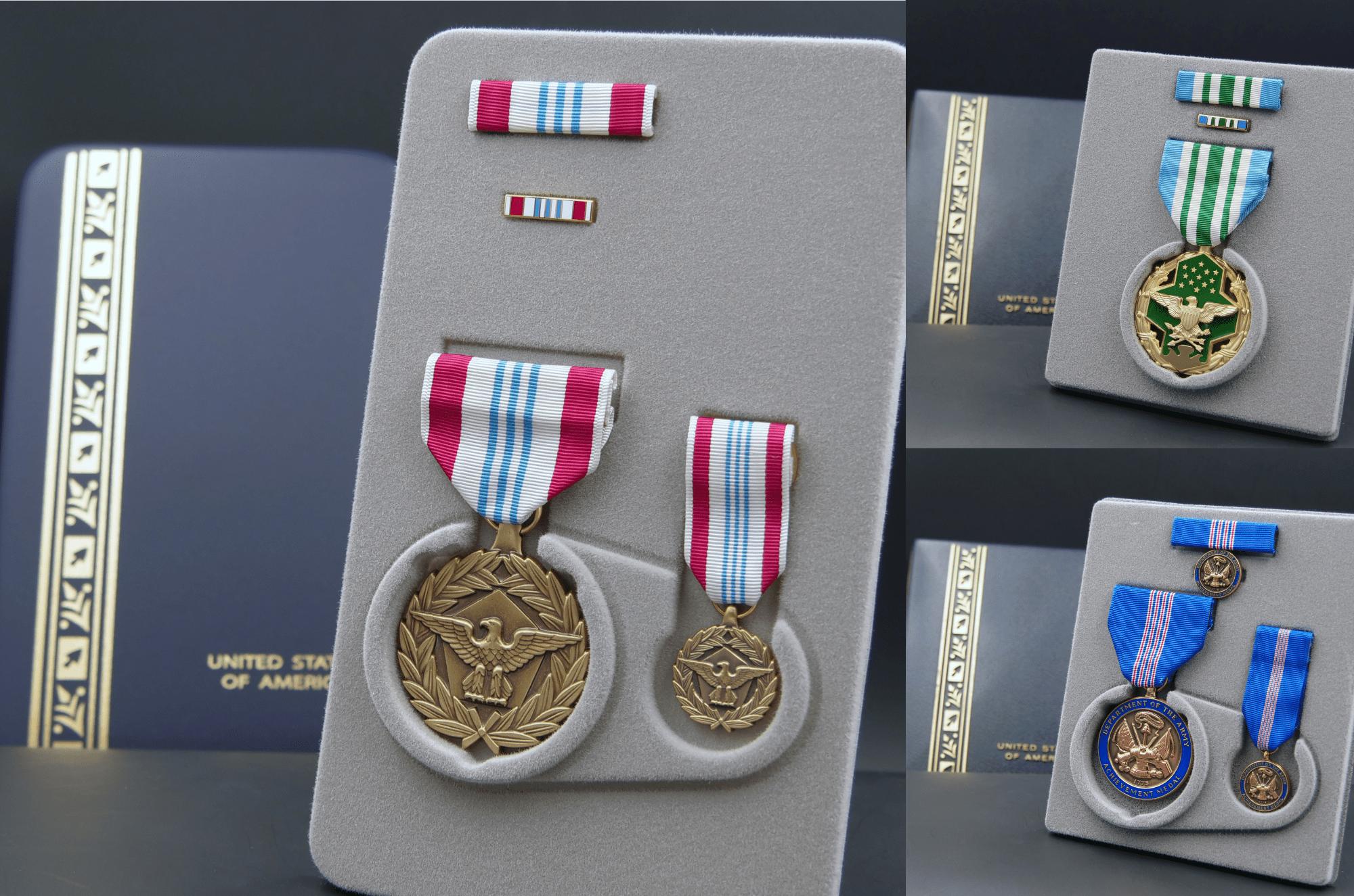 Medal Sets